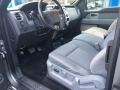 Ford F150 XLT SuperCab 4x4 Sterling Grey Metallic photo #6