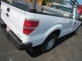 Ford F150 XL Regular Cab Oxford White photo #41
