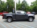 Chevrolet Colorado WT Extended Cab 4x4 Cyber Gray Metallic photo #8