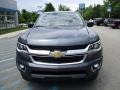 Chevrolet Colorado WT Extended Cab 4x4 Cyber Gray Metallic photo #10