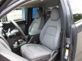 Chevrolet Colorado WT Extended Cab 4x4 Cyber Gray Metallic photo #12