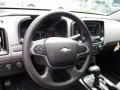 Chevrolet Colorado WT Extended Cab 4x4 Cyber Gray Metallic photo #14