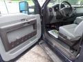 Ford F250 Super Duty XL Regular Cab 4x4 Blue Jeans Metallic photo #13