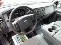 Ford F250 Super Duty XL Regular Cab 4x4 Blue Jeans Metallic photo #18