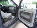 Ford F250 Super Duty XL Regular Cab 4x4 Blue Jeans Metallic photo #33