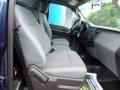 Ford F250 Super Duty XL Regular Cab 4x4 Blue Jeans Metallic photo #34