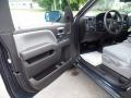Chevrolet Silverado 1500 WT Regular Cab 4x4 Graphite Metallic photo #12