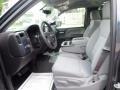 Chevrolet Silverado 1500 WT Regular Cab 4x4 Graphite Metallic photo #15