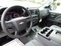 Chevrolet Silverado 1500 WT Regular Cab 4x4 Graphite Metallic photo #18