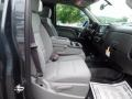 Chevrolet Silverado 1500 WT Regular Cab 4x4 Graphite Metallic photo #37