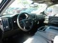 Chevrolet Silverado 1500 WT Regular Cab 4x4 Graphite Metallic photo #7