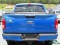 Ford F150 XLT SuperCrew 4x4 Blue Flame Metallic photo #4