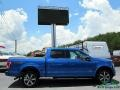 Ford F150 XLT SuperCrew 4x4 Blue Flame Metallic photo #6