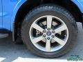 Ford F150 XLT SuperCrew 4x4 Blue Flame Metallic photo #9