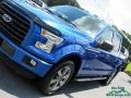 Ford F150 XLT SuperCrew 4x4 Blue Flame Metallic photo #35