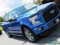 Ford F150 XLT SuperCrew 4x4 Blue Flame Metallic photo #36