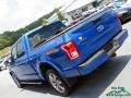 Ford F150 XLT SuperCrew 4x4 Blue Flame Metallic photo #38