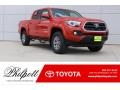 Toyota Tacoma SR5 Double Cab Inferno Orange photo #1