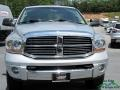 Dodge Ram 2500 Laramie Quad Cab 4x4 Bright Silver Metallic photo #4