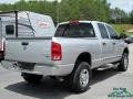 Dodge Ram 2500 Laramie Quad Cab 4x4 Bright Silver Metallic photo #6