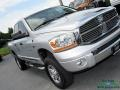 Dodge Ram 2500 Laramie Quad Cab 4x4 Bright Silver Metallic photo #30