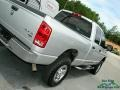 Dodge Ram 2500 Laramie Quad Cab 4x4 Bright Silver Metallic photo #31
