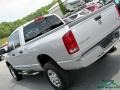 Dodge Ram 2500 Laramie Quad Cab 4x4 Bright Silver Metallic photo #32