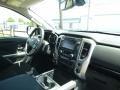 Nissan Titan SV Crew Cab 4x4 Brilliant Silver photo #11