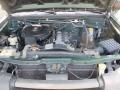 Nissan Frontier XE King Cab Alpine Green Metallic photo #23