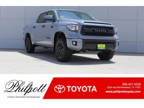 Cement 2017 Toyota Tundra TRD PRO CrewMax 4x4