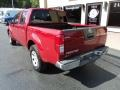 Nissan Frontier S Crew Cab Red Brick photo #3