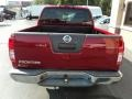Nissan Frontier S Crew Cab Red Brick photo #20