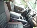 Nissan Titan Platinum Reserve Crew Cab 4x4 Cayenne Red photo #3