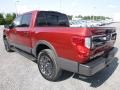 Nissan Titan Platinum Reserve Crew Cab 4x4 Cayenne Red photo #9