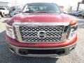 Nissan Titan Platinum Reserve Crew Cab 4x4 Cayenne Red photo #12