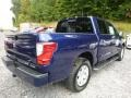 Nissan Titan SV Crew Cab 4x4 Deep Blue Pearl photo #4