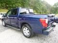 Nissan Titan SV Crew Cab 4x4 Deep Blue Pearl photo #6