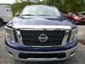 Nissan Titan SV Crew Cab 4x4 Deep Blue Pearl photo #9