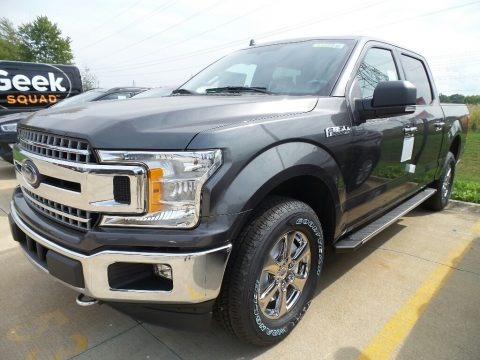 2014 Ford F150 Fx4 Supercrew 4x4 In Ruby Red A05873