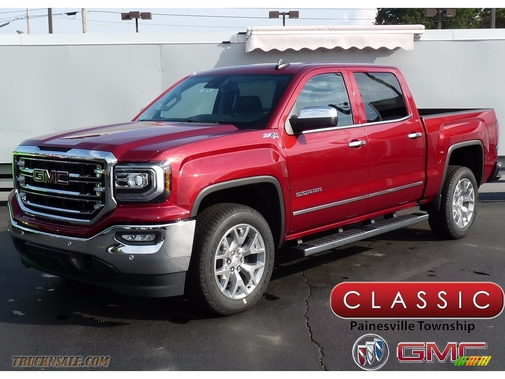 2018 Gmc Red Quartz Tintcoat New Car Release Date And