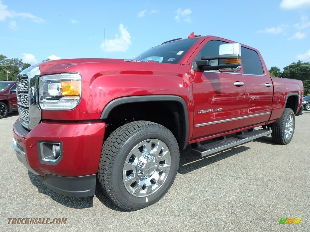 2018 Gmc Red Quartz Tintcoat - New Car Release Date and ...
