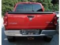 Dodge Ram 1500 SLT Quad Cab 4x4 Inferno Red Crystal Pearl photo #4