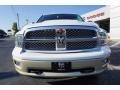 Dodge Ram 1500 Laramie Longhorn Crew Cab 4x4 Bright White photo #2