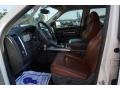 Dodge Ram 1500 Laramie Longhorn Crew Cab 4x4 Bright White photo #9