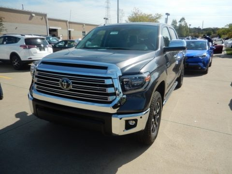 Magnetic Gray Metallic 2018 Toyota Tundra Limited CrewMax 4x4