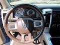 Dodge Ram 2500 HD SLT Mega Cab 4x4 Deep Water Blue Pearl photo #15