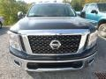 Nissan Titan SV Crew Cab 4x4 Magnetic Black photo #10