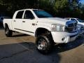 Dodge Ram 2500 Laramie Mega Cab 4x4 Bright White photo #1