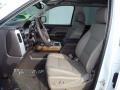 GMC Sierra 1500 SLT Crew Cab 4WD Summit White photo #6
