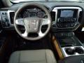 GMC Sierra 1500 SLT Crew Cab 4WD Summit White photo #9